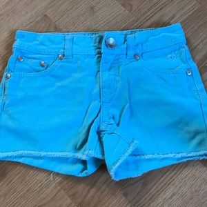 Justice Girls Shorts Size 8 R